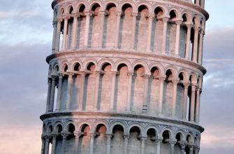 Пизанская башня: почему она падает и когда упадет?