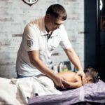 Детский лечебный массаж
