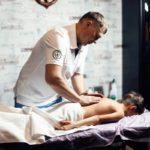 Детский профилактический массаж на дому